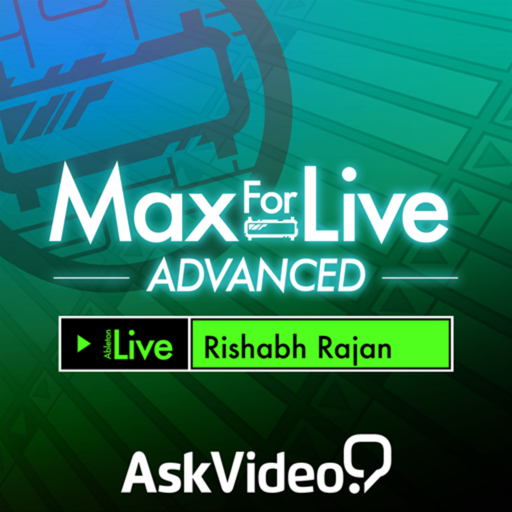 Course For Live 9 403 - Max For Live Advanced