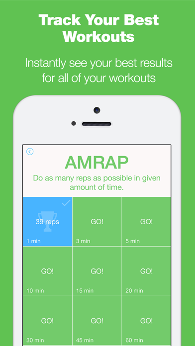 Burpee Counter - The Only Workout Tracker That Tracks Your Reps With Your Microphone!のおすすめ画像3