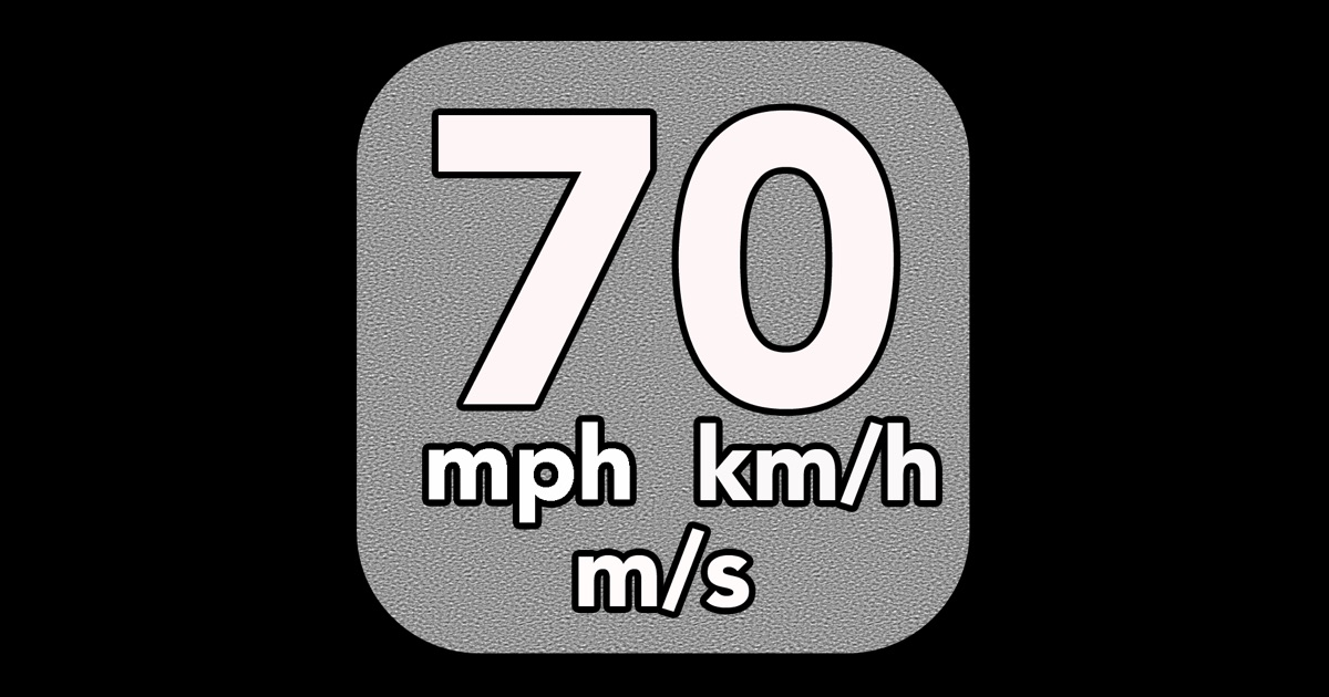 Speedometer speed detection in miles per hour kilometers - Kilometers to miles per hour conversion table ...