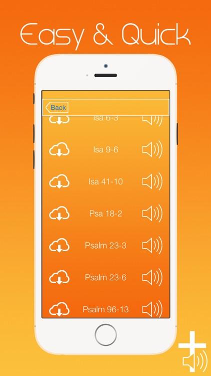 Christian RingTones for a Full Day of Prayer screenshot-3