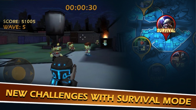 Call of Mini™ Zombies screenshot-3