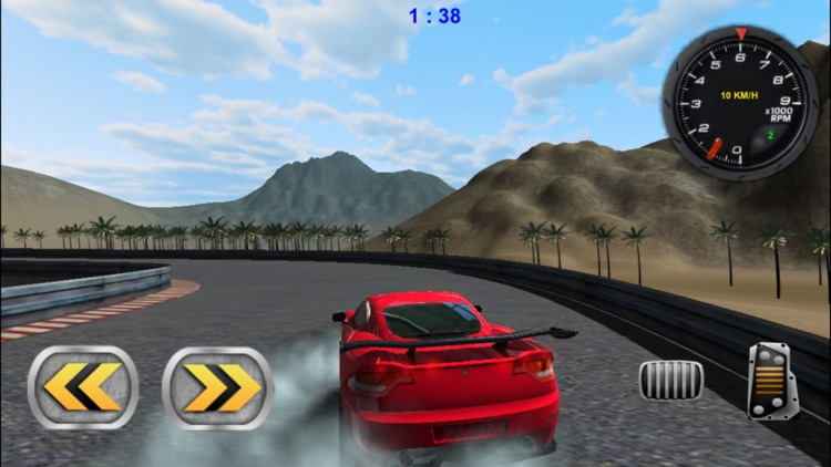3D Stunt Car Race - eXtreme Racing Stunts Cars Driving Drift Games screenshot-4