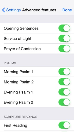 daily prayer pc usa on the app store. Black Bedroom Furniture Sets. Home Design Ideas