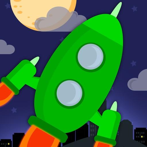 Rocket Valet! Galaxy Landing Service