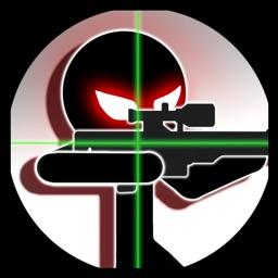 Stickman Sniper Extreme Battle Shooter