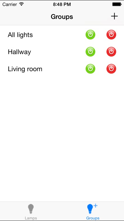 Lightswitch - For Philips HUE
