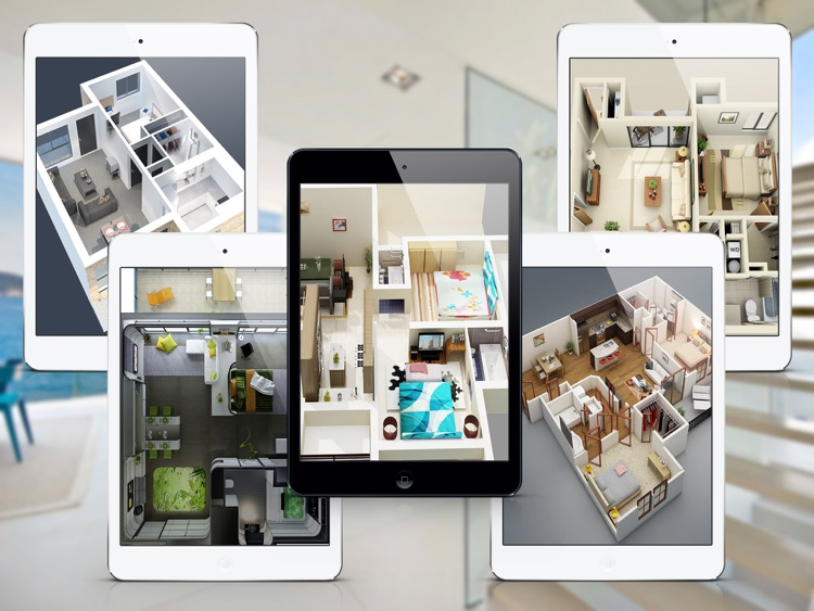 Architecture and Interior Design for iPad screenshot-2