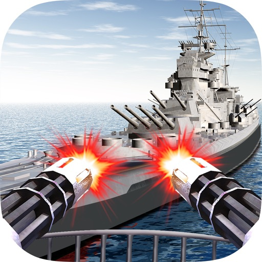 Navy Battleship Attack 3D icon