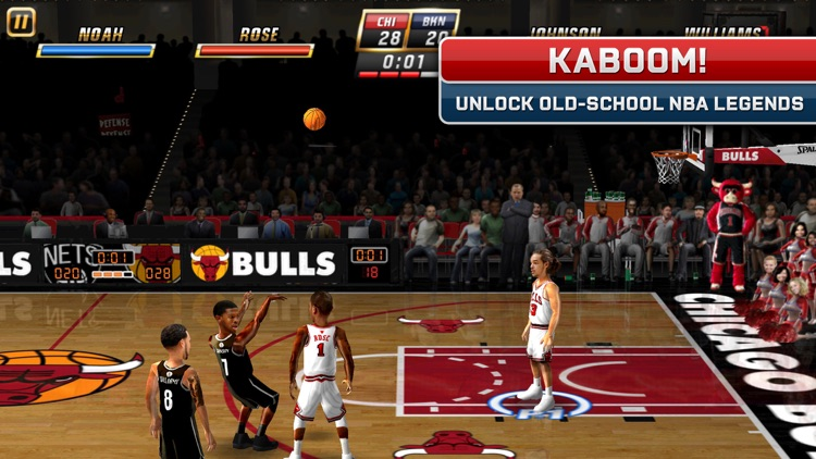 NBA JAM by EA SPORTS™ screenshot-4