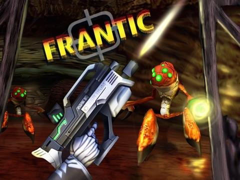 Frantic: Monster Shooter! на iPad