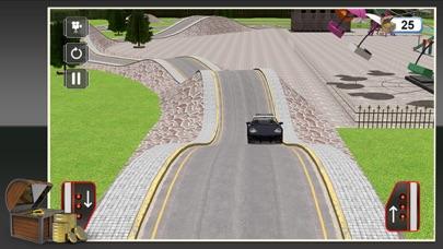 3D警察カーレーススタント - クレイジーシミュレーターに乗るとシミュレーションアドベンチャーのスクリーンショット2