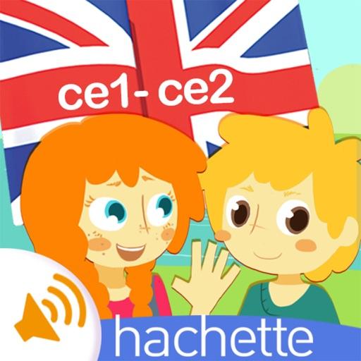 J'apprends l'anglais avec Tommy et Julie Ce1- Ce2