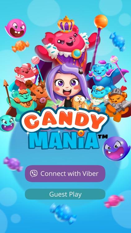 Viber Охота на конфеты screenshot-4