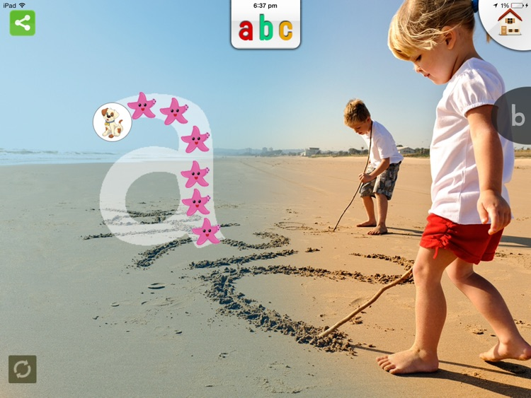 ABC Alphabet Tracing – Kids Learn to write Letters,Numbers,Cursive Letters,Shapes and Worksheet screenshot-3