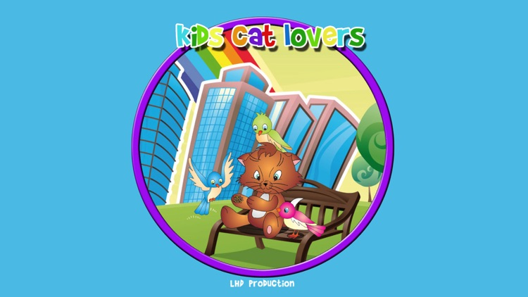 kids cat lovers - free screenshot-0