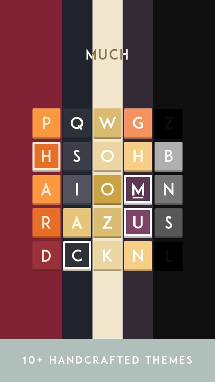 Lettercraft - A Word Puzzle Game To Train Your Brain Skills screenshot-4