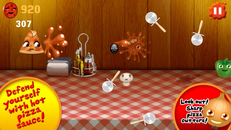 Pizza Dinner Dash — My Run from the Maker Shop, FREE Fast Food Games
