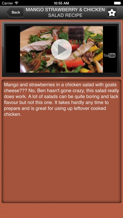 Healthy and easy salad recipes - free video and cooking tips