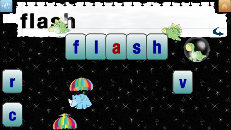 Build A Word - Easy Spelling - Learn to Spell Sight Words, Long Vowel and Short Vowel Words