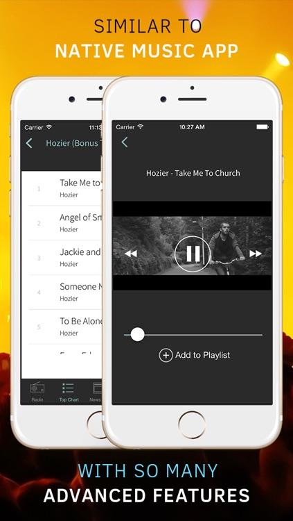 Music 720 PRO: free music player for Youtube screenshot-4