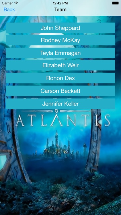 Guide For Stargate Atlantis by Ziga Deisinger