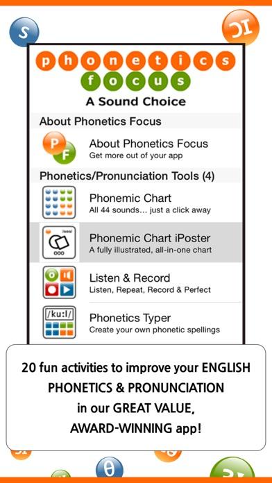 Phonetics Focus 1