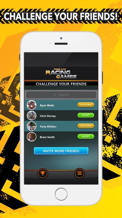 Free Car Racing Games screenshot-3