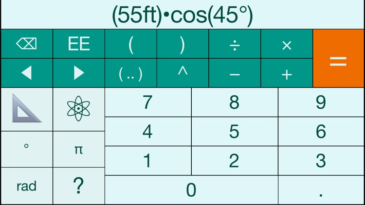 PhySyCalc - Scientific and Engineering Calculator screenshot-4