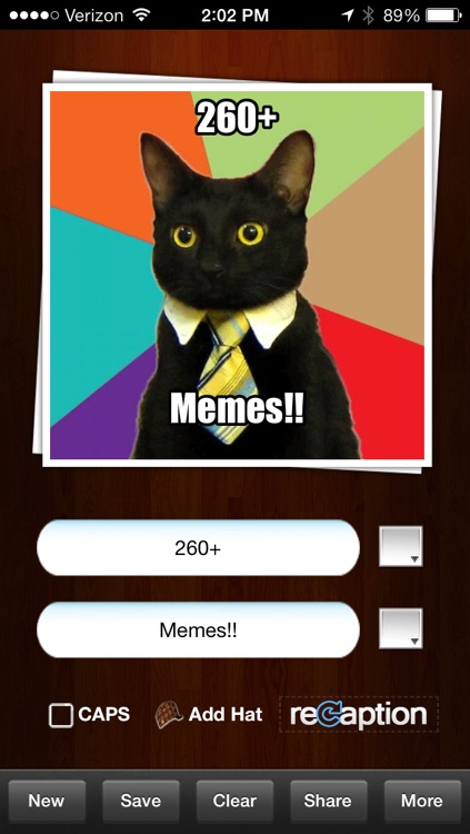 Meme Design - Generator | Creator | Maker for Memes and Photo | Image Captions