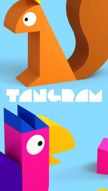 Tayasui Tangram screenshot-0