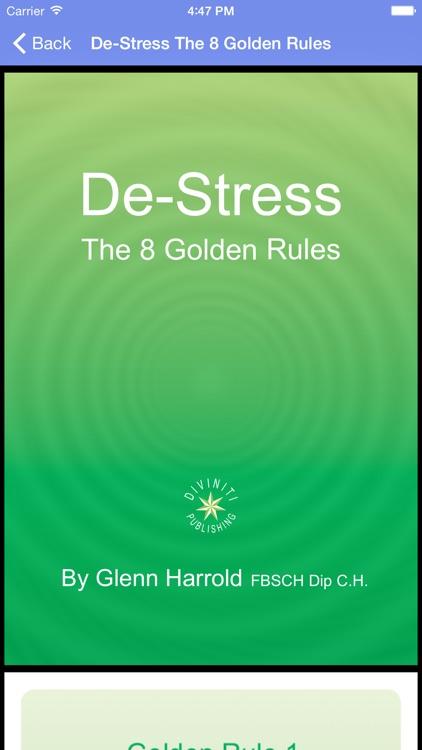 Stop Smoking Forever - Hypnosis by Glenn Harrold screenshot-4
