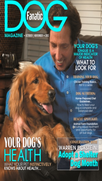 Dog Fanatic Magazine -  All About Dog Nutrition, Training, and Health