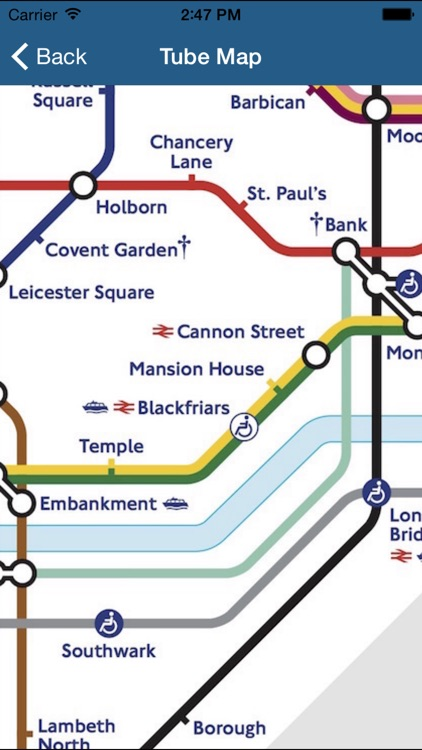 London City Due - Maps, Bus, Stops, Status, Tube, locations and mapper screenshot-3