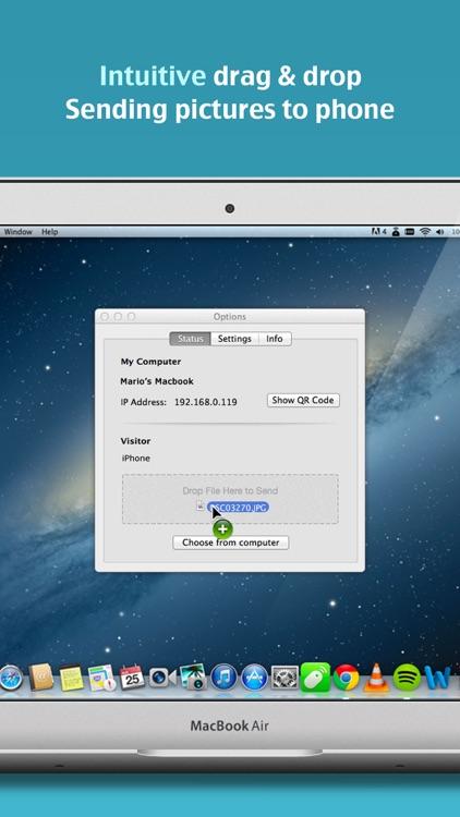 Photo Transfer - backup image screenshot-3