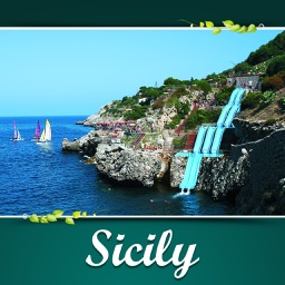 Sicily Offline Travel Guide - Italy