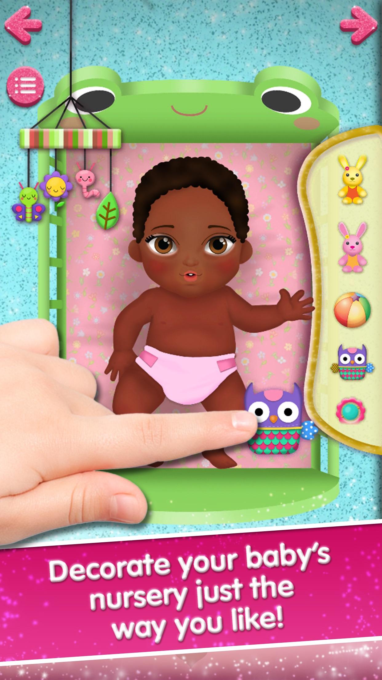My New Baby Screenshot