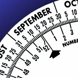 Date Wheel date calculator
