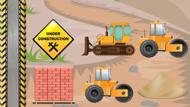 Digger Games for Kids and Toddlers : discover the world of excavators ! screenshot-3