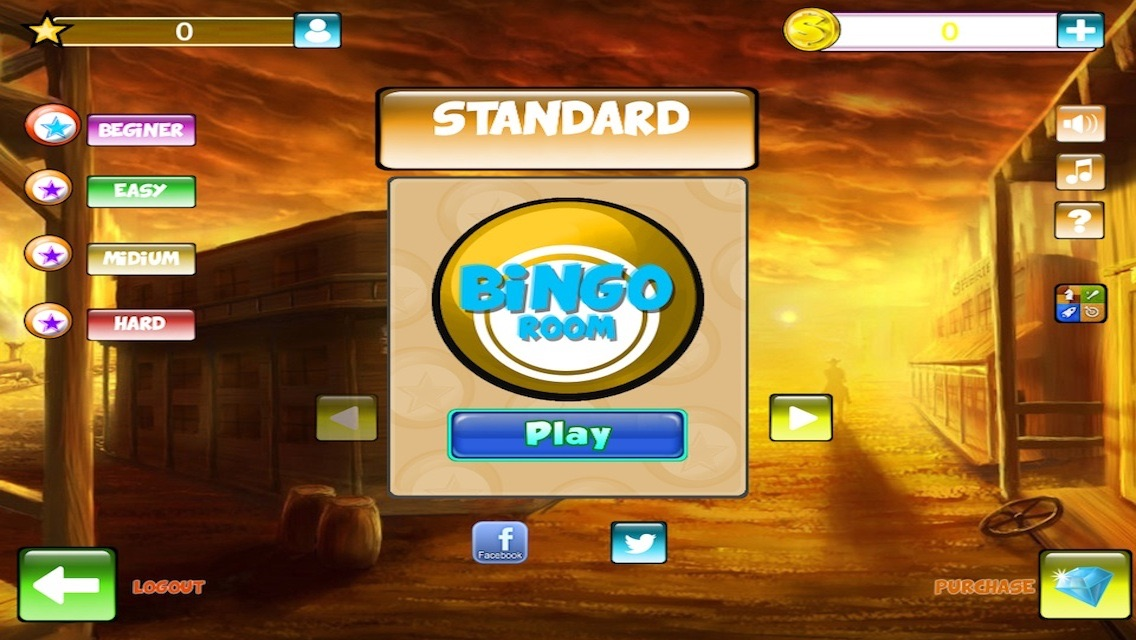 Wild West Bingo - Free Casino Game & Feel Super Jackpot Party and Win Mega-millions Prizes! Screenshot