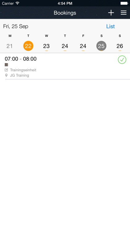 Pro Booking screenshot-3