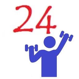 24 Math Practice