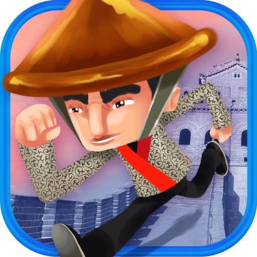 3D Великая китайская стена Infinite Runner игры бесплатно
