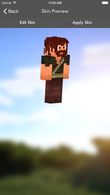 Skins Pro Medieval for Minecraft screenshot-3