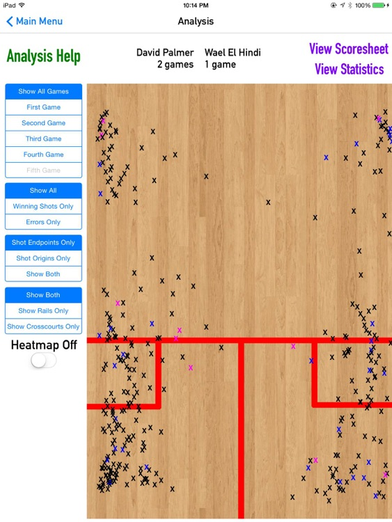 CourtVision - Squash Strategy App screenshot-4