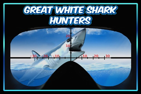 Great White Shark Hunters : Blue Sea Spear-Fishing Adventure