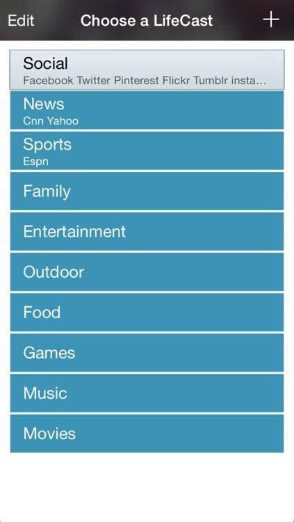 LifeCast for Chromecast by Kappboom® screenshot-3