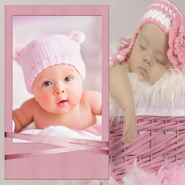 Baby Photo Frames Deluxe on the App Store