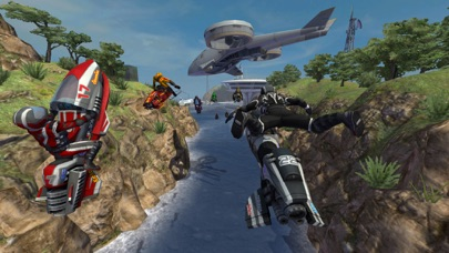 Screenshot from Riptide GP2