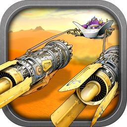 A Solar Pod Race - Fantastic Space Adventure FREE