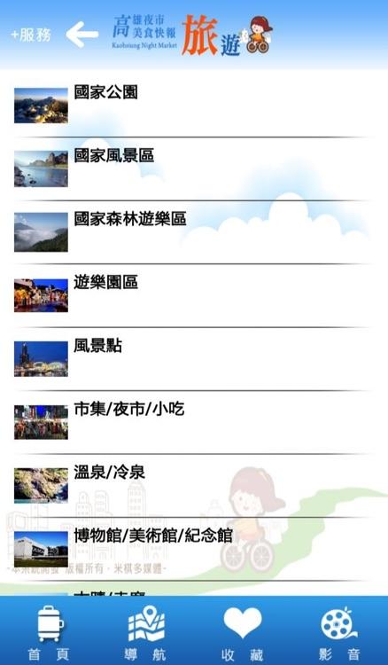 高雄夜市美食快報 screenshot-3